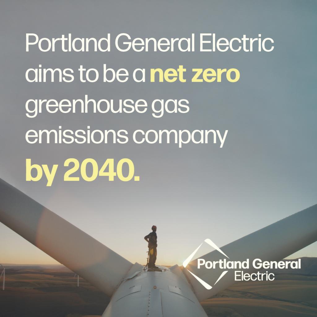 PGE Climate Pledge