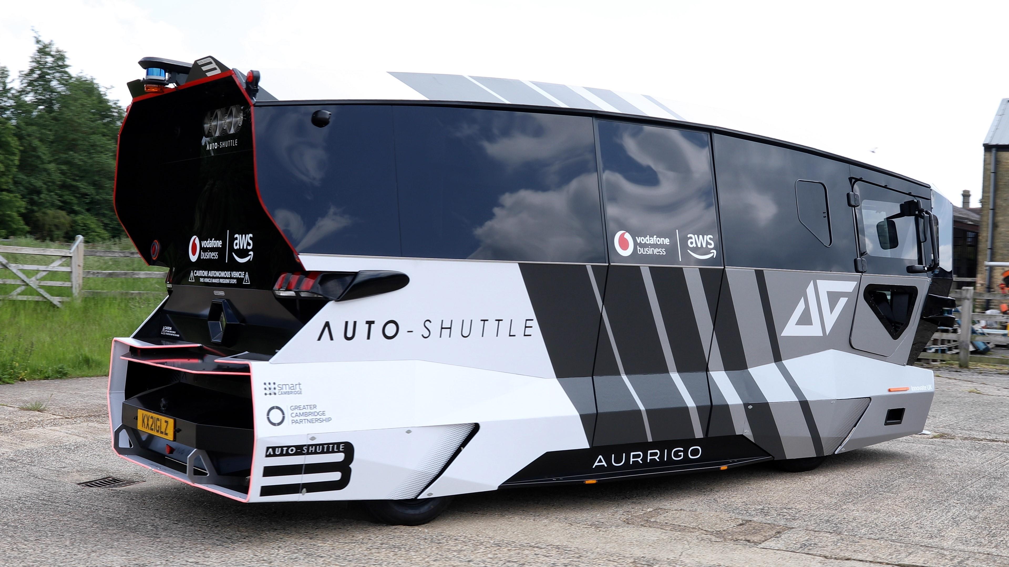 AWS shuttle