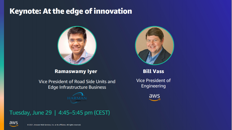 AWS MWC at the edge of innovation