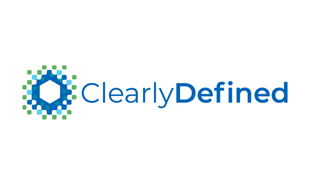 ClearlyDefined logo
