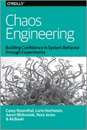 Chaos Engineering book O'Reilly