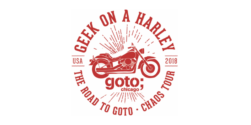Geek on a Harley