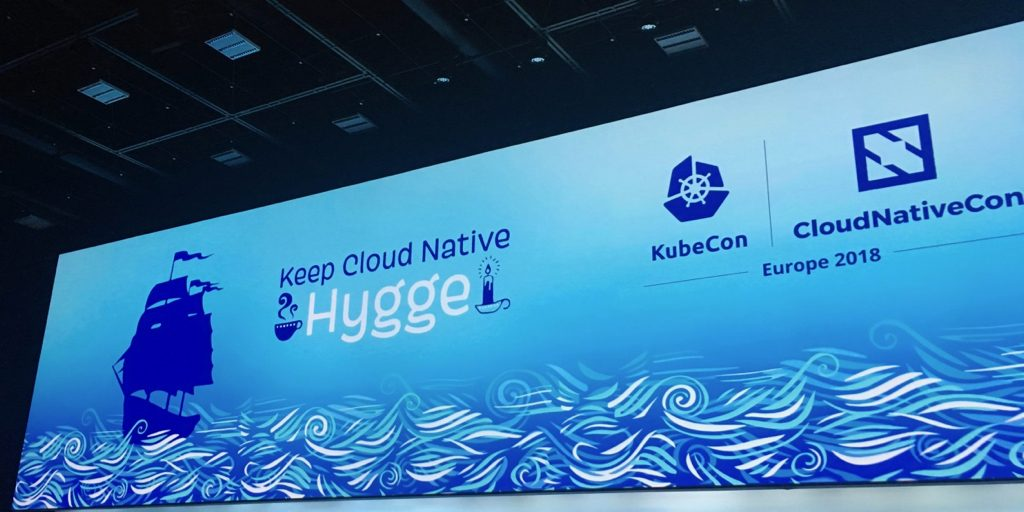 Kubecon+CloudNativeCon Copenhagen welcome slide