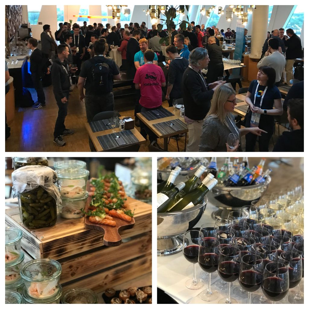 Kubecon+CloudNativeCon Copenhagen Happy Hour co-hosted with WeaveWorks