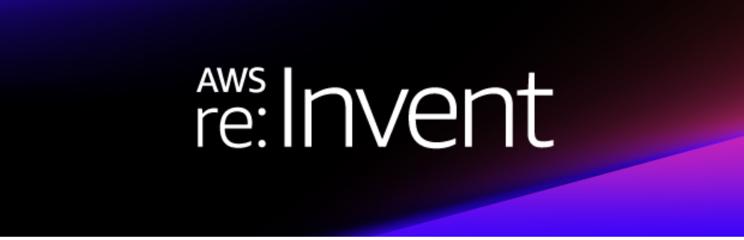 2018 年 re:Invent 2018 大会标题图片