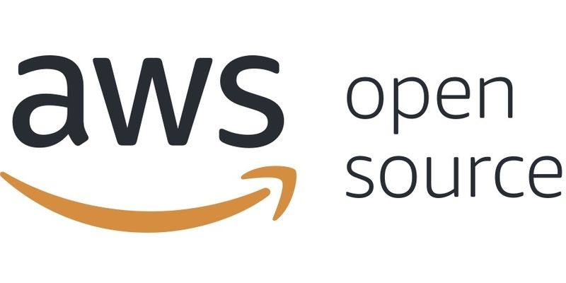 AWS Open Source logo.
