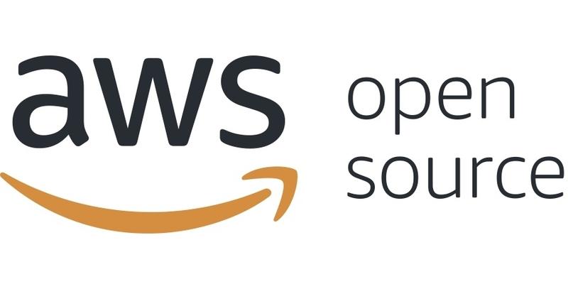 AWS 开源徽标。