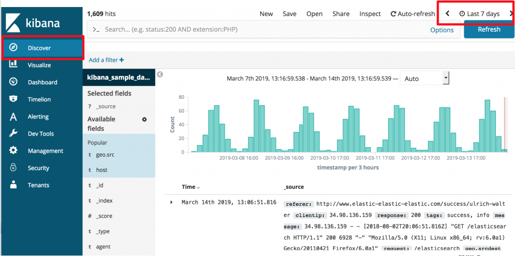 Get Up and Running with Open Distro for Elasticsearch | AWS Open