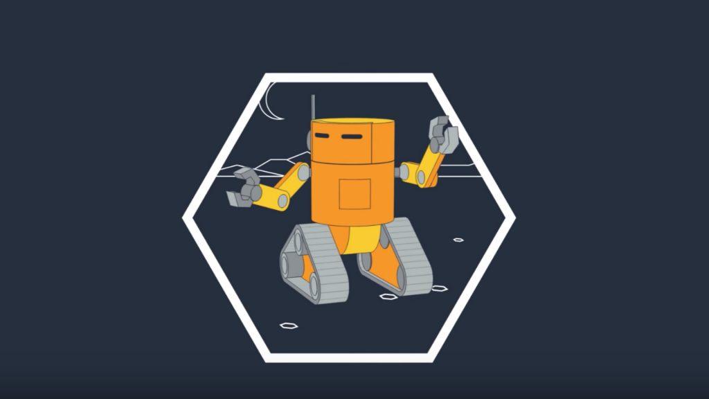 AWS RoboMaker image.