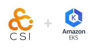 CSI + Amazon EKS