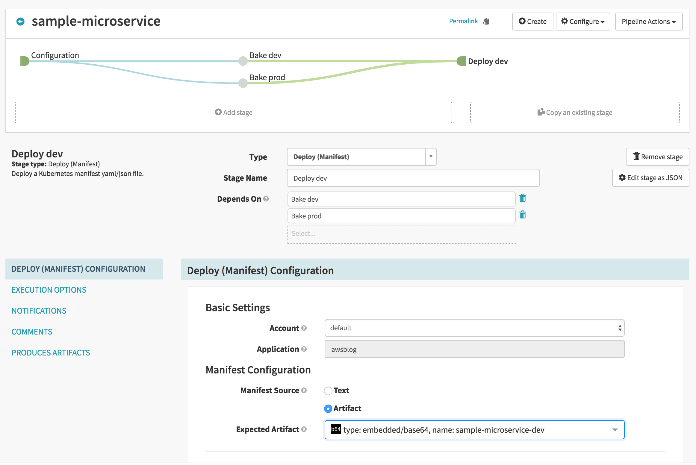 Build a Deployment Pipeline with Spinnaker on Kubernetes | AWS Open