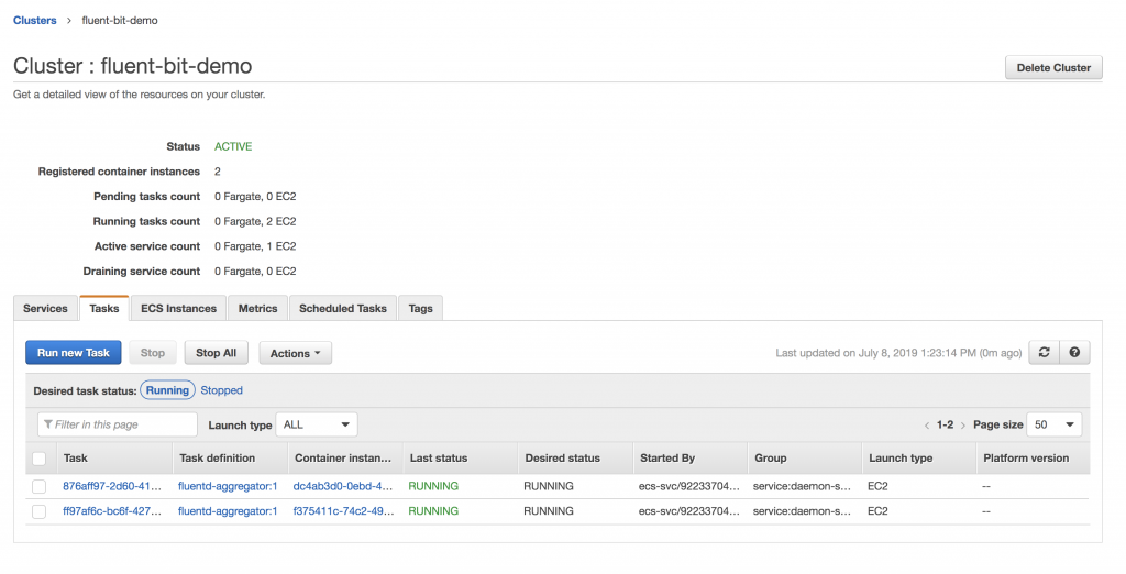Centralized Container Logging with Fluent Bit | AWS Open Source Blog