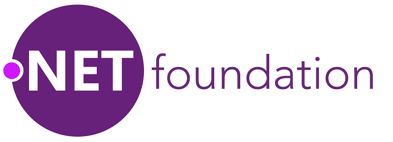 .NET foundation logo.
