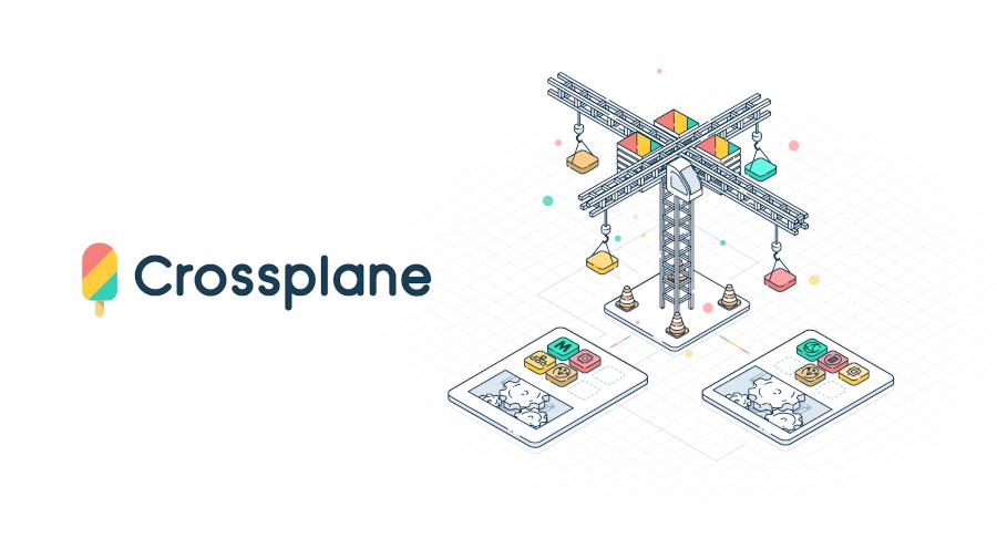 crossplane logo and illustration