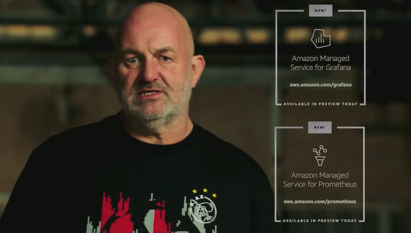 Image of Werner Vogels.