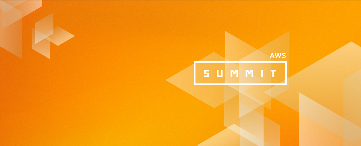 AWS Summit Santa Clara 2016