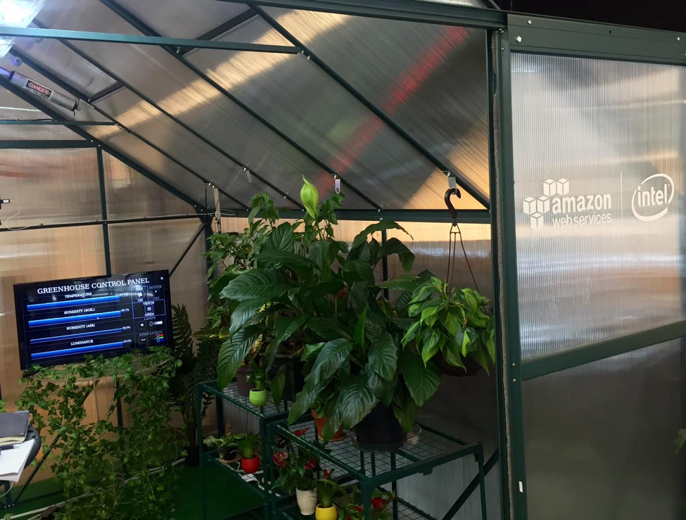 AWS Intel Greenhouse