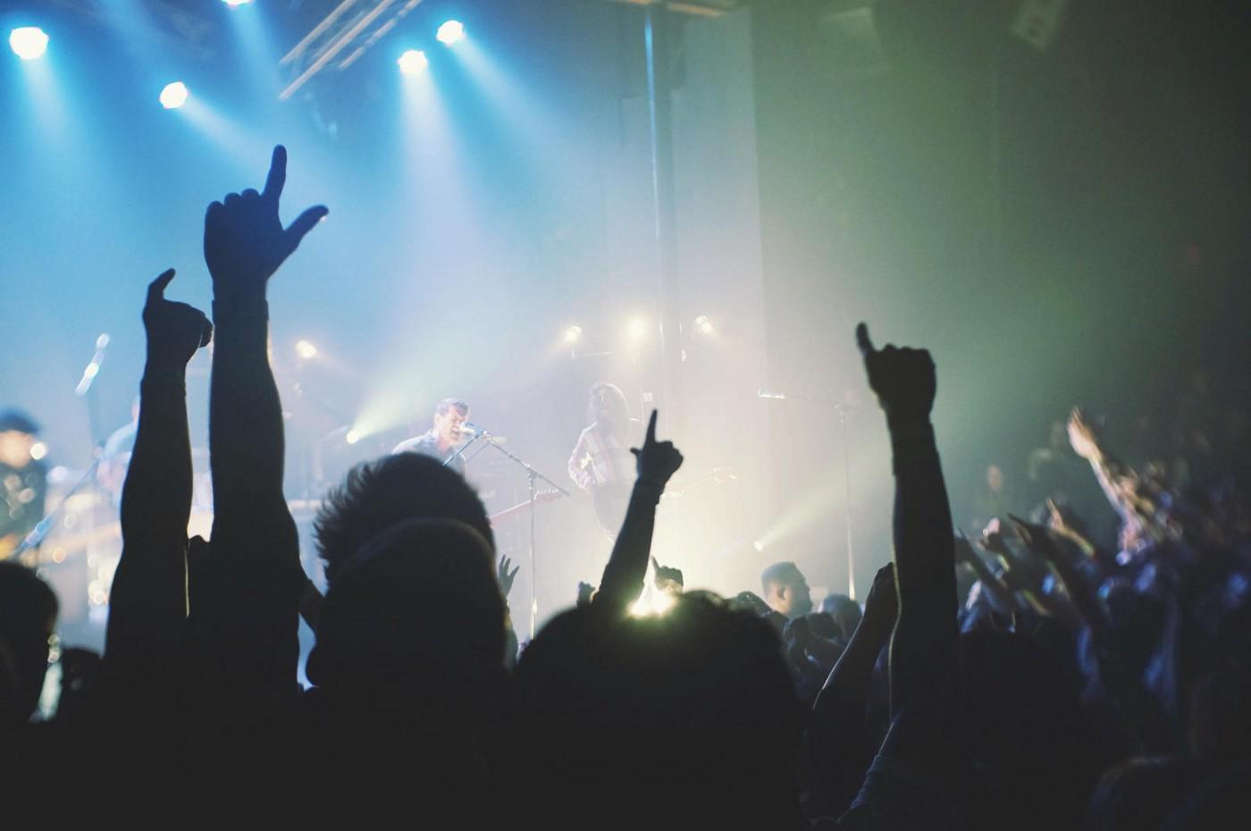 AWS Loft Rocks concert