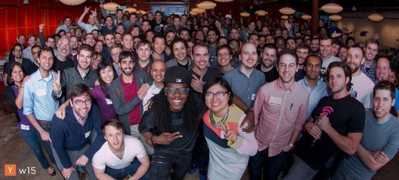 Y Combinator winter 2015 participants