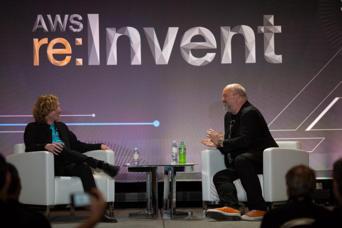 Werner Vogels AWS reInvent 2015