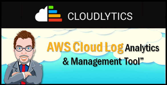 Cloudlytics AWS CLoud Log analytics and management tool