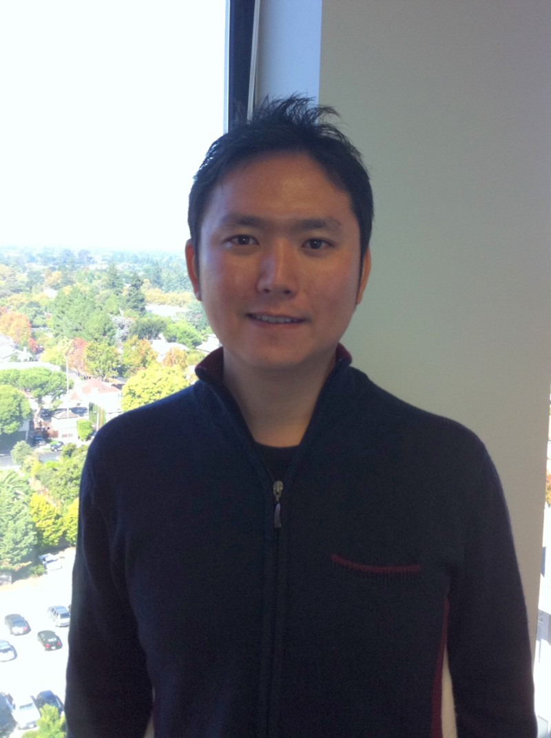 FlyData Founder Koichi Fujikawa