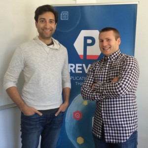 Prevoty Co-founders Julien Bellanger and Kunal Anand