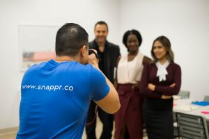 snappr photo session