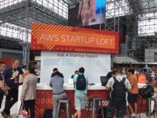 AWS Startup Loft New York