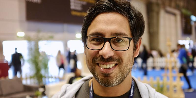 Alvaro Pinto of Aptoide