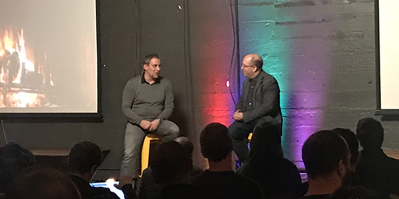 Adam Fitzgerald interviews Greylock Partners' Josh Elman at the AWS State of Startups Event