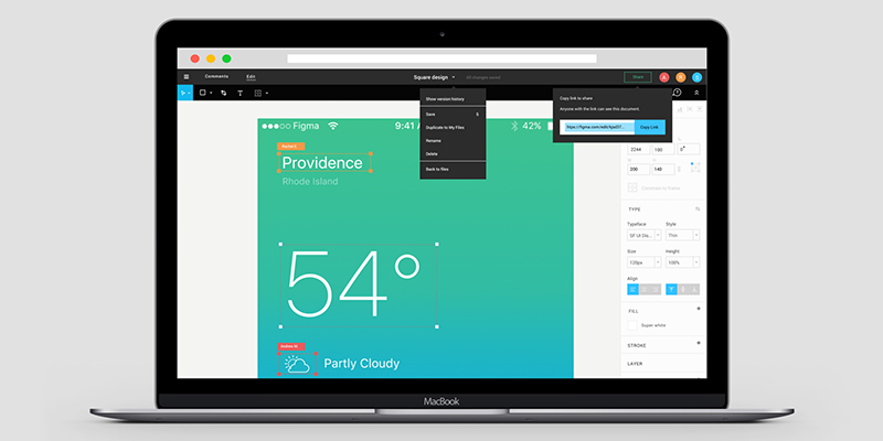 Figma Design Product