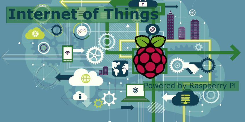 IoT powered by raspberry pi