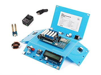 Intel Edison and Grove IoT starter kit powered by AWS