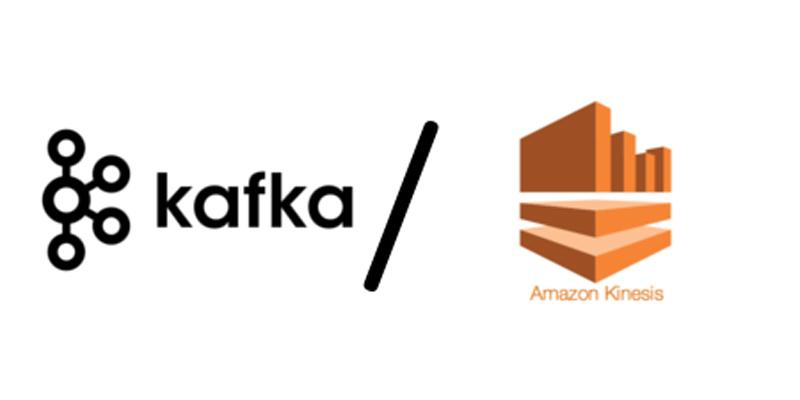 AWS Kinesis or Apache Kafka