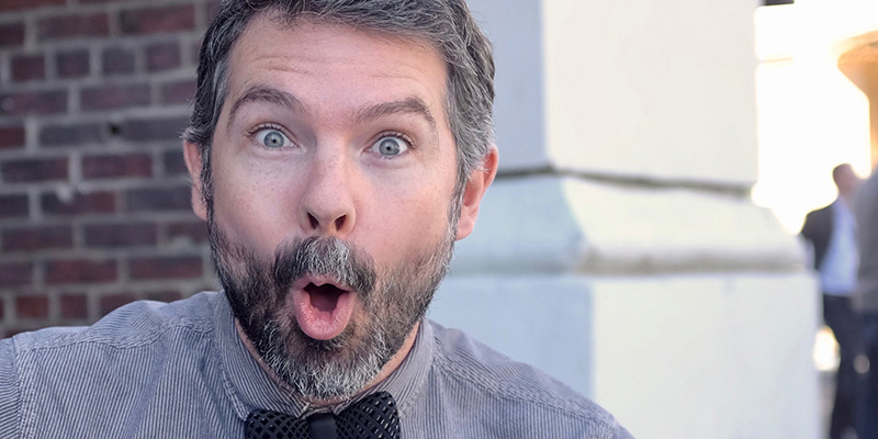 Two Bit Circus CEO Brent Bushnell