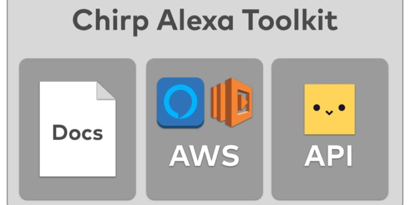 Chirp Alexa Toolkit