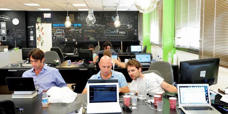 Startups in Tel Aviv