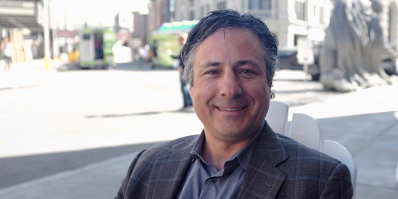 8i CEO Steve Raymond