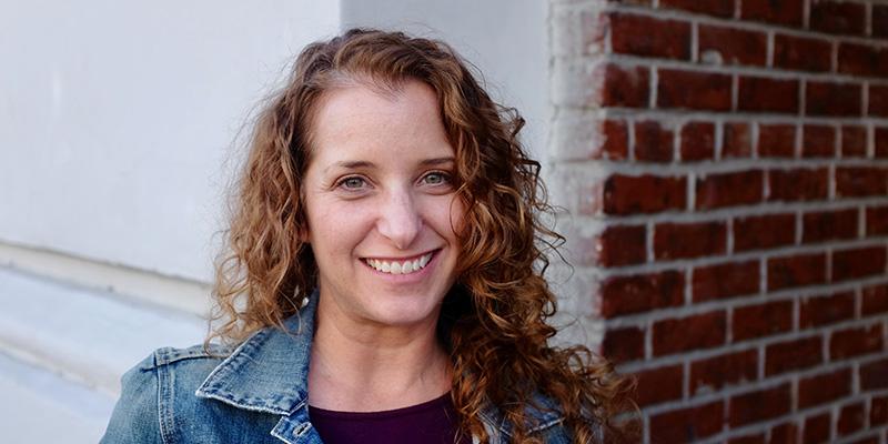 HopSkipDrive CEO Joanna McFarland