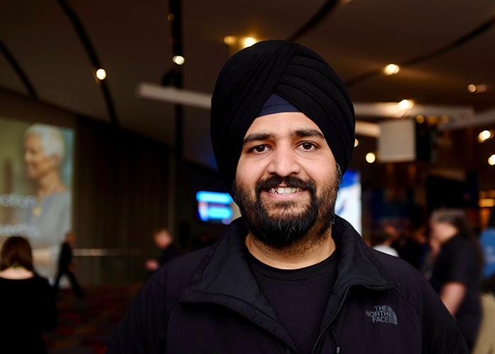 Gurjeet Singh, CEO of Hot Startup Ayasdi