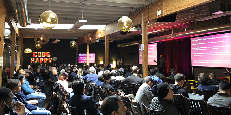AWS Startup Day San Francisco 2018