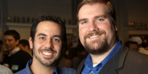 Beyond Lucid Technologies co-founders Jonathon Feit and Christian Witt