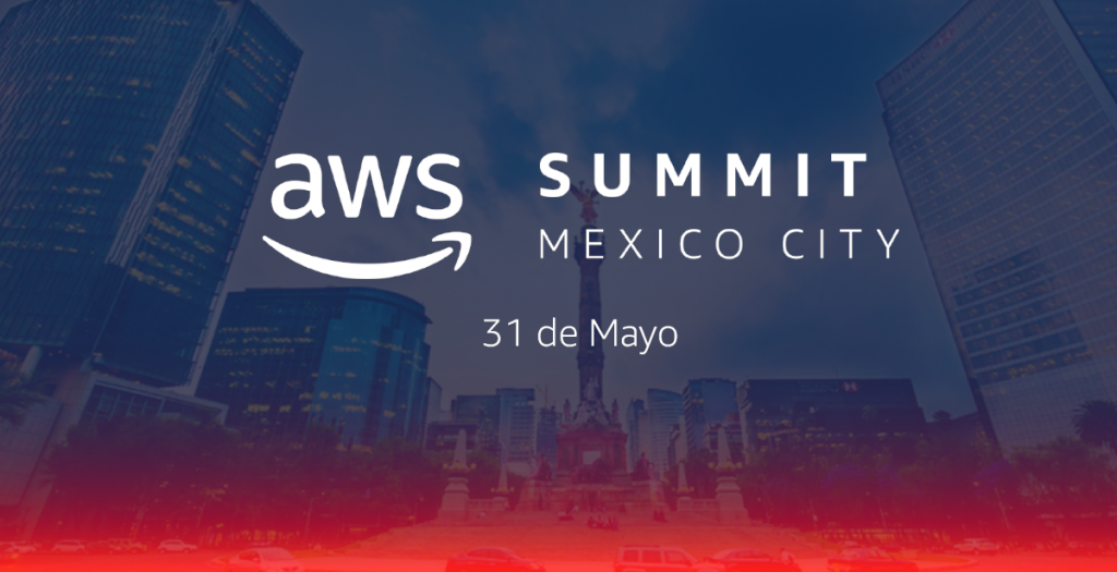 AWS Summit 2018 Mexico City