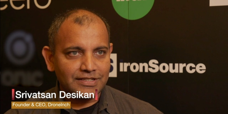 DroneInch CEO Srivatsan Desikan on How They Build Software for