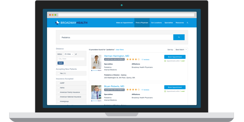 Kyruus is Helping Health Systems Make Better Patient Access a
