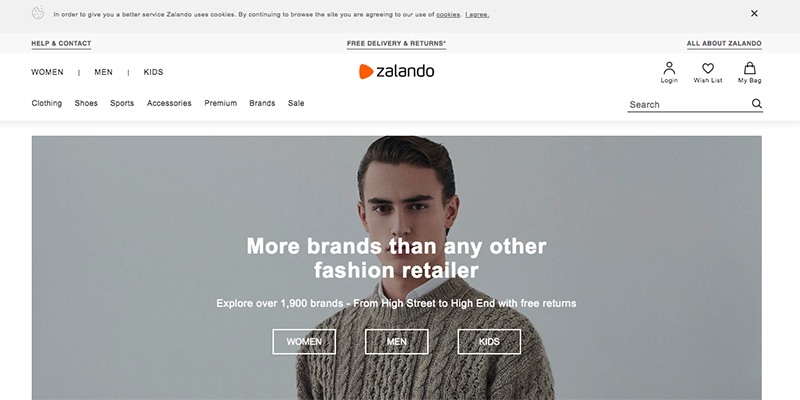 new product ec7b2 6cd03 Zalando Uses Machine Learning to Take the Guesswork Out of ...
