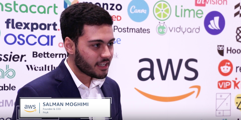 Co Founder of Peyk Salman Moghini on Revolutionizing Instant Delivery