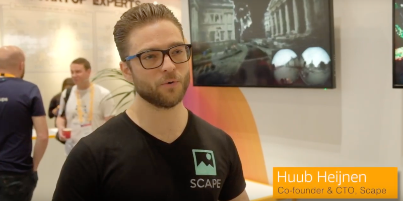 Scape Technologies' CTO on 3D Cartography and an Autonomy-Driven Future