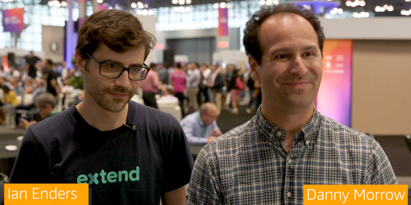 Engineer and co-founder of Extend explain how their app creates virtual credit cards